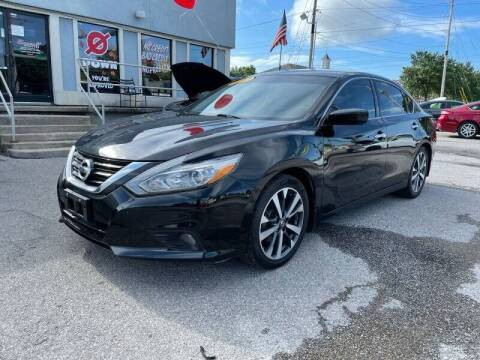 2017 Nissan Altima for sale at Bagwell Motors in Lowell AR