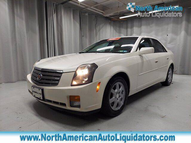 2005 Cadillac CTS for sale at North American Auto Liquidators in Essington PA