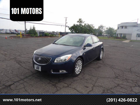 2011 Buick Regal for sale at 101 MOTORS in Hasbrouck Height NJ