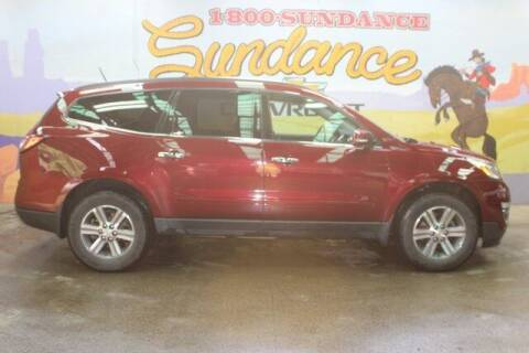 2017 Chevrolet Traverse for sale at Sundance Chevrolet in Grand Ledge MI