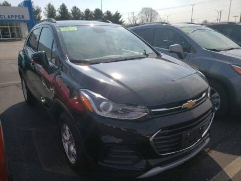 2020 Chevrolet Trax for sale at Bob Clapper Automotive, Inc in Janesville WI