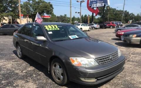2004 Toyota Avalon for sale at Klein on Vine in Cincinnati OH