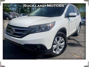 2013 Honda CR-V for sale at Rockland Automall - Rockland Motors in West Nyack NY