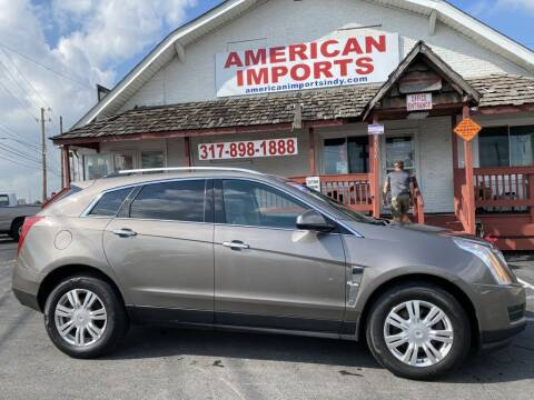 2011 Cadillac SRX for sale at American Imports INC in Indianapolis IN