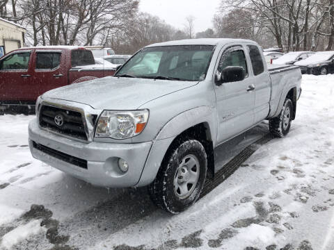 2008 Toyota Tacoma for sale at Barga Motors in Tewksbury MA