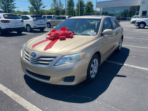 2010 Toyota Camry for sale at Charlotte Auto Group, Inc in Monroe NC