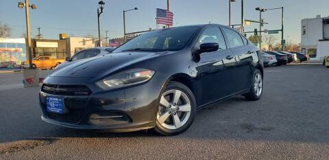 2016 Dodge Dart for sale at Unlimited Motors, LLC in Denver CO