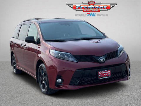 2020 Toyota Sienna for sale at Rocky Mountain Commercial Trucks in Casper WY