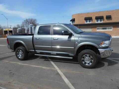 2013 RAM Ram Pickup 2500 for sale at Creighton Auto & Body Shop in Creighton NE