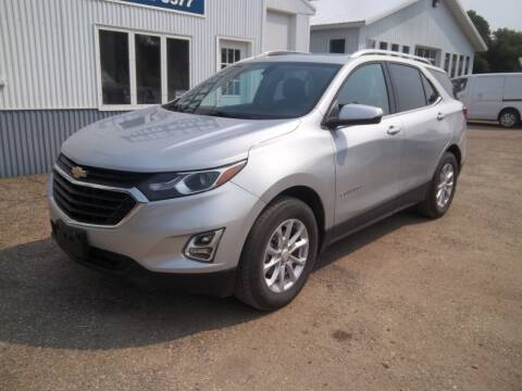 2018 Chevrolet Equinox for sale at Wieser Auto INC in Wahpeton ND