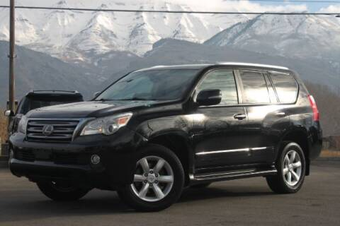 2010 Lexus GX 460 for sale at REVOLUTIONARY AUTO in Lindon UT