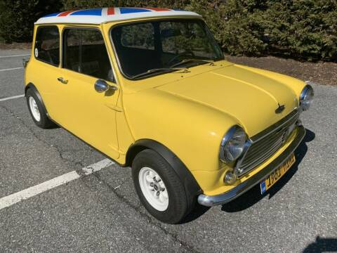 1961 Austin MINI COOPER S for sale at Limitless Garage Inc. in Rockville MD