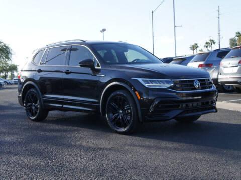 2022 Volkswagen Tiguan for sale at CarFinancer.com in Peoria AZ