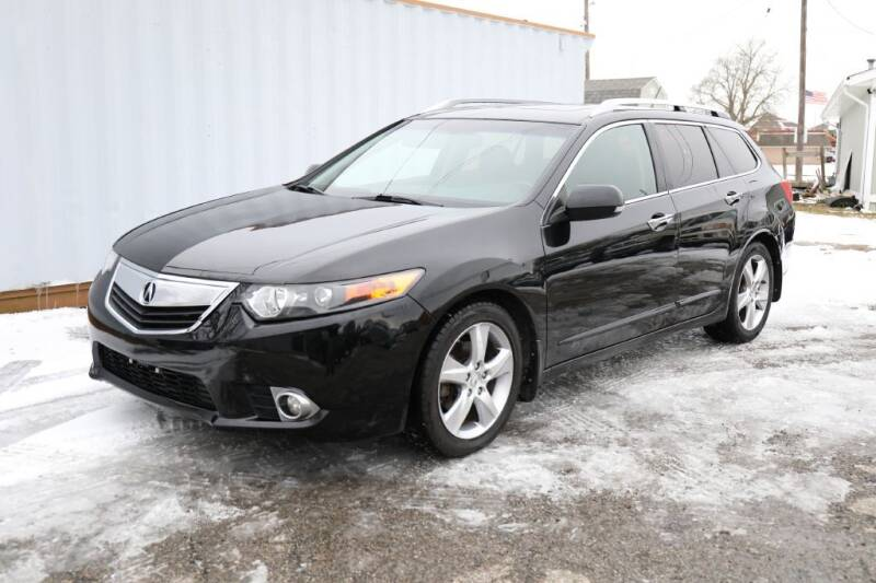 2012 Acura TSX Sport Wagon for sale at Queen City Classics in West Chester OH