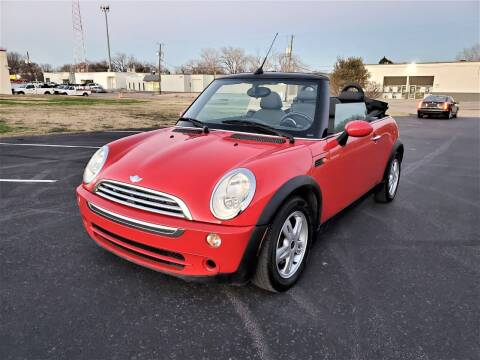 2007 MINI Cooper for sale at Image Auto Sales in Dallas TX