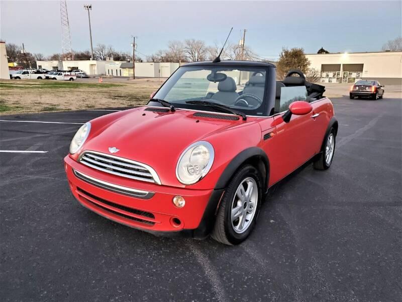 2007 MINI Cooper for sale at Image Auto Sales in Dallas TX