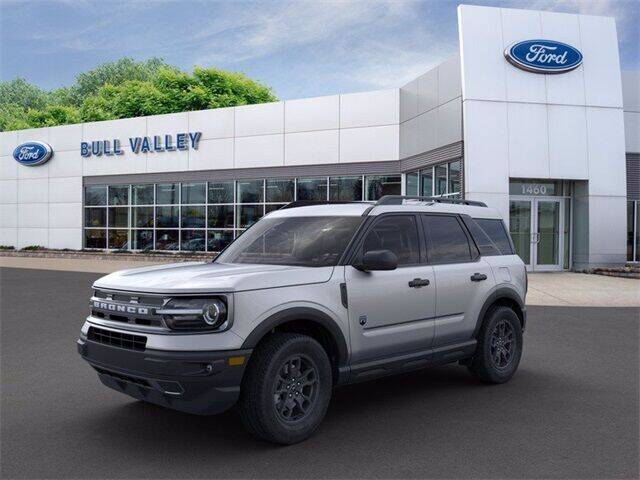 2021 Ford Bronco Sport for sale in Woodstock, IL