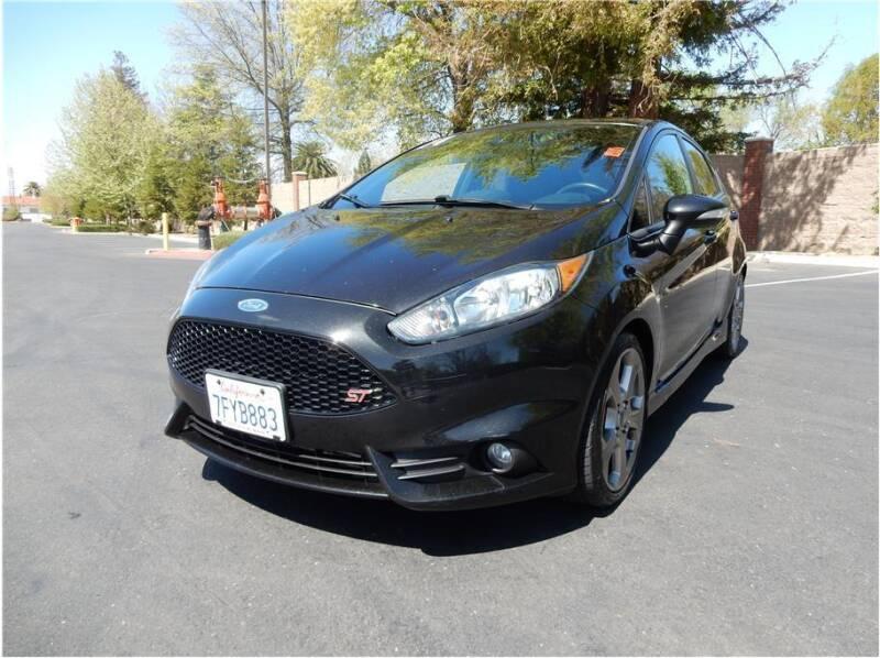 2014 Ford Fiesta for sale at A-1 Auto Wholesale in Sacramento CA