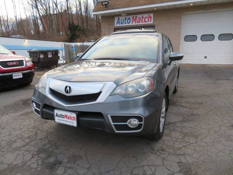 2011 Acura RDX for sale at Auto Match in Waterbury CT