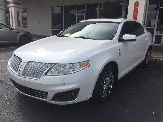 2011 Lincoln MKS for sale at Atlas Autoplex in Jacksonville FL
