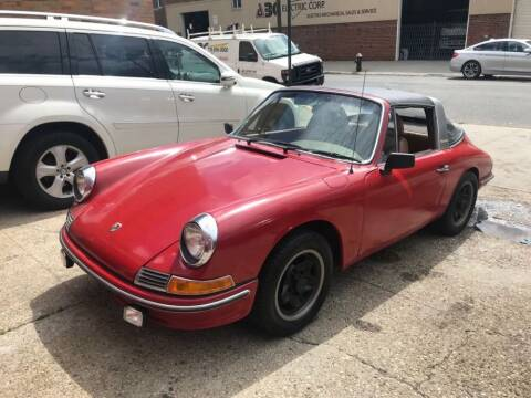 1968 Porsche 911 for sale at Gullwing Motor Cars Inc in Astoria NY