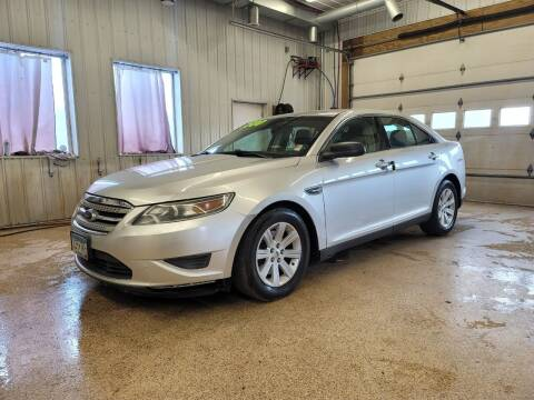 2011 Ford Taurus for sale at Sand's Auto Sales in Cambridge MN
