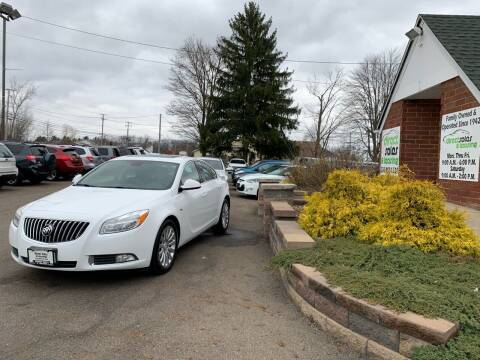 2011 Buick Regal for sale at Direct Sales & Leasing in Youngstown OH