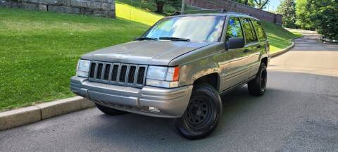 1998 Jeep Grand Cherokee for sale at ENVY MOTORS LLC in Paterson NJ