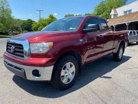 2007 Toyota Tundra for sale at TNT Auto Sales in Bangor PA