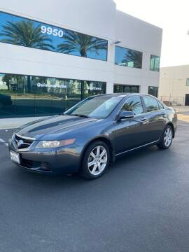2004 Acura TSX for sale at Worldwide Auto Group in Riverside CA