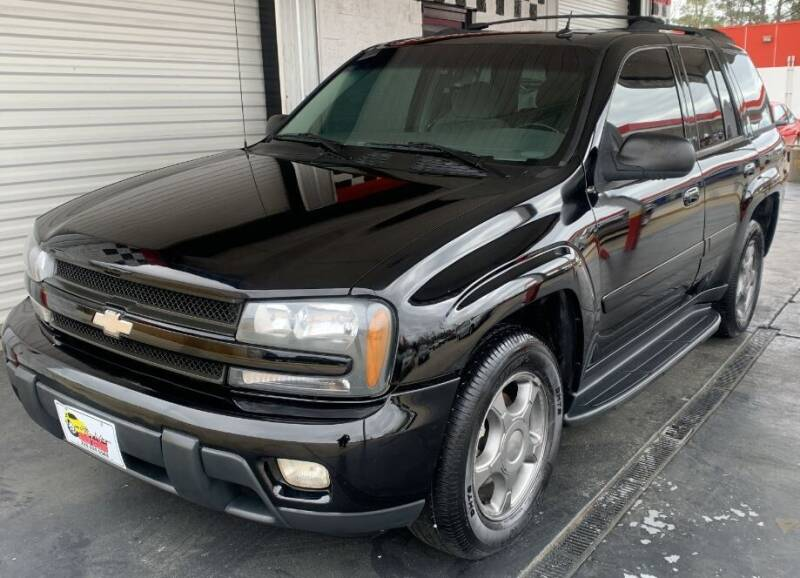 2005 Chevrolet TrailBlazer for sale at Tiny Mite Auto Sales in Ocean Springs MS