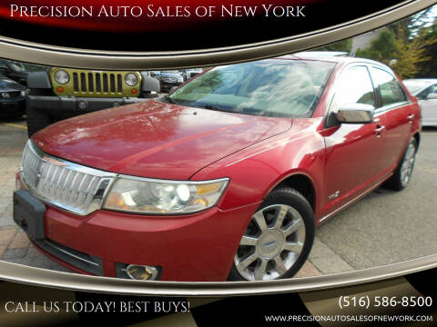 2009 Lincoln MKZ for sale at Precision Auto Sales of New York in Farmingdale NY