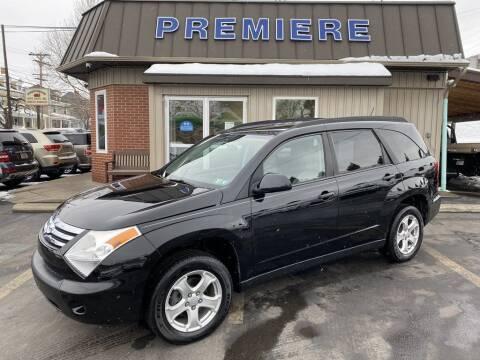2008 Suzuki XL7 for sale at Premiere Auto Sales in Washington PA
