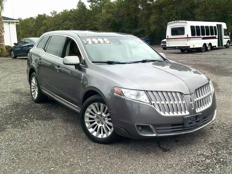 2010 Lincoln MKT for sale at Let's Go Auto Of Columbia in West Columbia SC