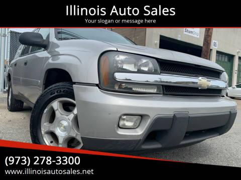 2006 Chevrolet TrailBlazer EXT for sale at Illinois Auto Sales in Paterson NJ