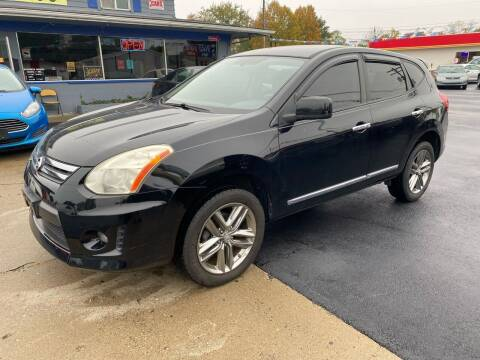 2011 Nissan Rogue for sale at Wise Investments Auto Sales in Sellersburg IN