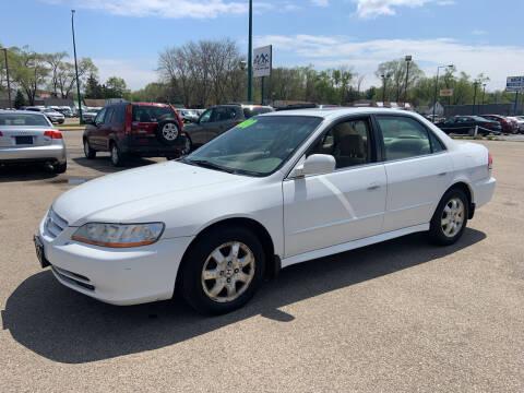 2001 Honda Accord for sale at Peak Motors in Loves Park IL