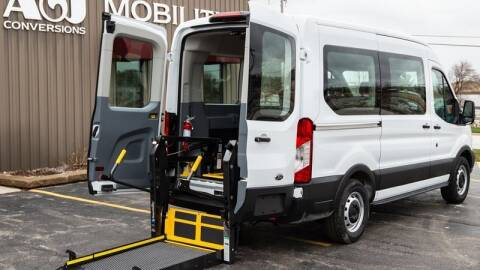 2019 Ford Transit for sale at A&J Mobility in Valders WI