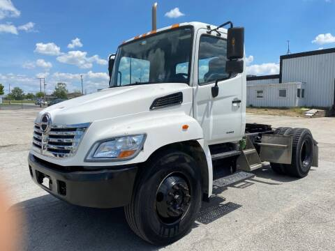 2008 Hino 338 Tractor for sale at Nationwide Box Truck Sales / Nationwide Autos in New Lenox IL