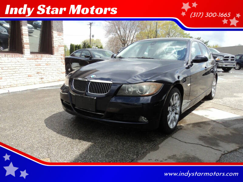 2006 BMW 3 Series for sale at Indy Star Motors in Indianapolis IN