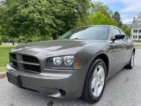 2008 Dodge Charger for sale at NEW ENGLAND AUTO MALL in Lowell MA