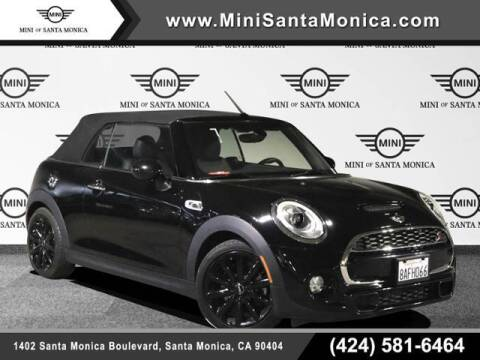 2018 MINI Convertible for sale at MINI OF SANTA MONICA in Santa Monica CA