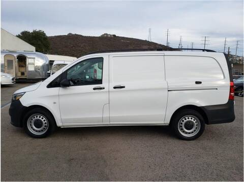 2018 Mercedes-Benz Metris for sale at Dealers Choice Inc in Farmersville CA