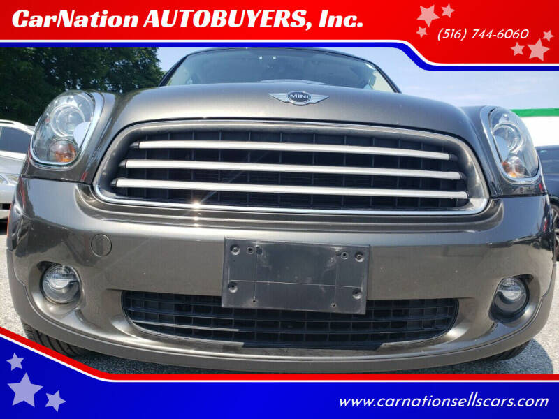 2013 MINI Countryman for sale at CarNation AUTOBUYERS, Inc. in Rockville Centre NY