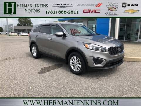 2017 Kia Sorento for sale at Herman Jenkins Used Cars in Union City TN