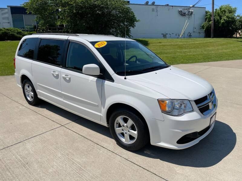 2013 Dodge Grand Caravan for sale at Best Buy Auto Mart in Lexington KY