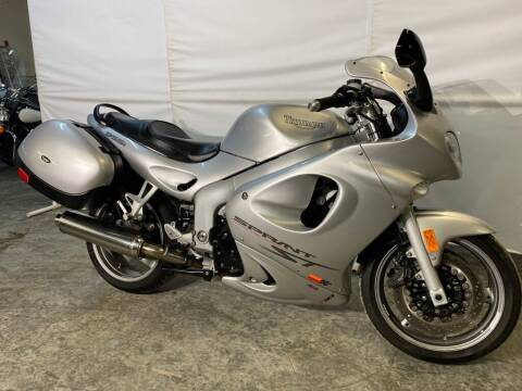 2003 Triumph Sprint ST for sale at Kent Road Motorsports in Cornwall Bridge CT
