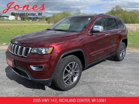 2018 Jeep Grand Cherokee for sale at Jones Chevrolet Buick Cadillac in Richland Center WI