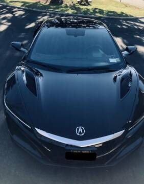 2017 Acura NSX for sale at NJ Enterprises in Indianapolis IN
