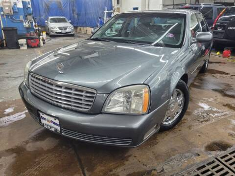 2004 Cadillac DeVille for sale at Car Planet Inc. in Milwaukee WI
